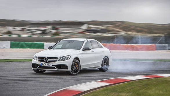 2015 Mercedes-AMG C 63 S review