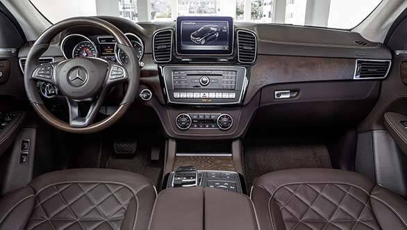 Mercedes-Benz GLE500 2