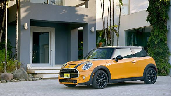 The Mini Cooper S