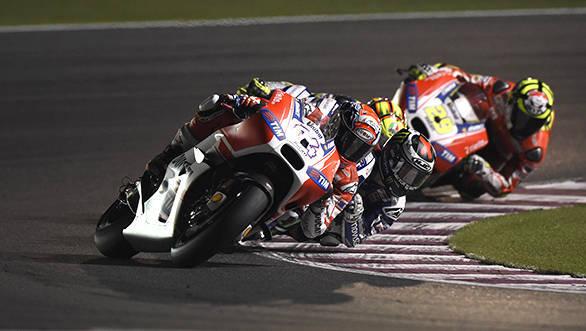 Ducati MotoGP 2015