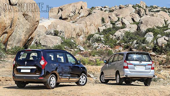 Renault Lodgy vs Toyota Innova (3)