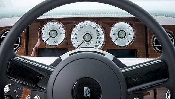 Rolls Royce Serenity 11.