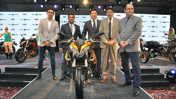 Interview with Shirish Kulkarni, chairman, DSK Motowheels