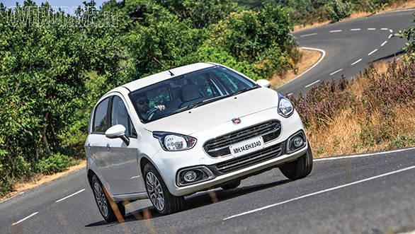 Tata Bolt vs Hyundai Elite i20 vs Fiat Punto Evo vs Volkswagen Polo (4)