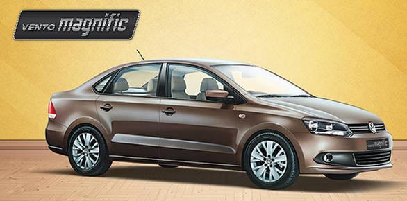 Volkswagen Vento Magnific