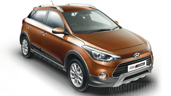 The i20 Active gets projector headlamps and LED DRLs