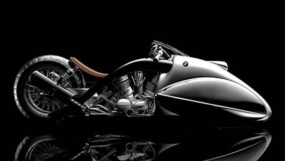 BMW Apollo Streamliner concept redefines form over function