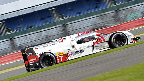 Audi wins 6 Hours Of Silverstone at the FIA World Endurance Championship