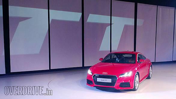 Audi TT launch 1