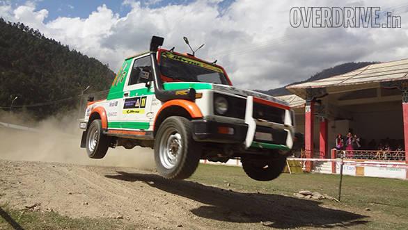 Image Gallery: 2015 JK Tyre Arunachal Festival Of Speed