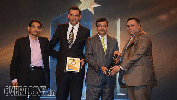 The ICICI Bank Automotive Dealers Excellence Awards held on April 17, 2015
