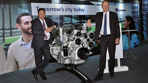 Ethanol Engine