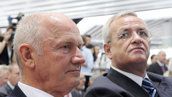 Ferdinand Piech resigns from Volkswagen board