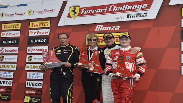 Ferrari Challenge Monza Circuit (2)
