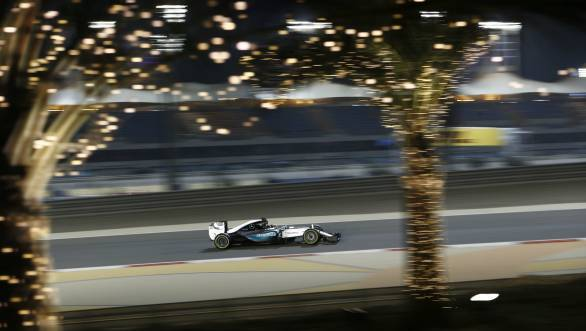 F1 2015: Hamilton's win under the floodlights at Bahrain see him increase his lead in the championship to 27 points