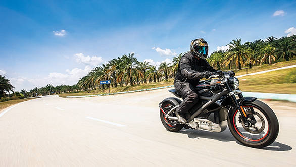 Harley-Davidson Livewire first ride review