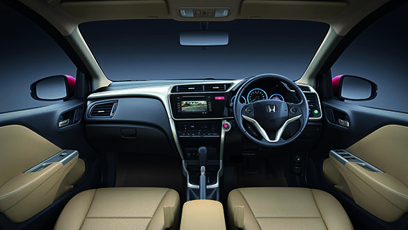 Honda City_Front Dashboard Shot