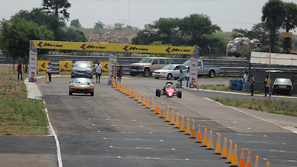 JK Tyre FMSCI Indian National Drag Championship (5)
