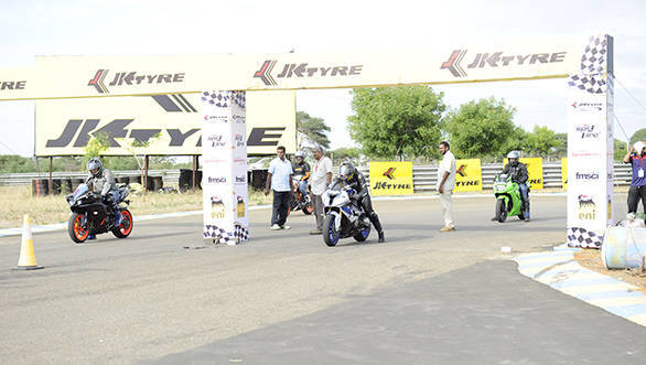 JK Tyre FMSCI Indian National Drag Championship
