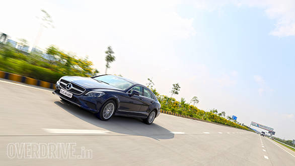 2015 Mercedes-Benz CLS 250 CDI review road test