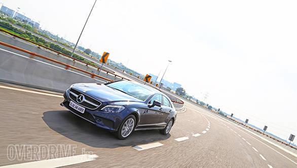 Mercedes-Benz CLS 250 CDI (13)