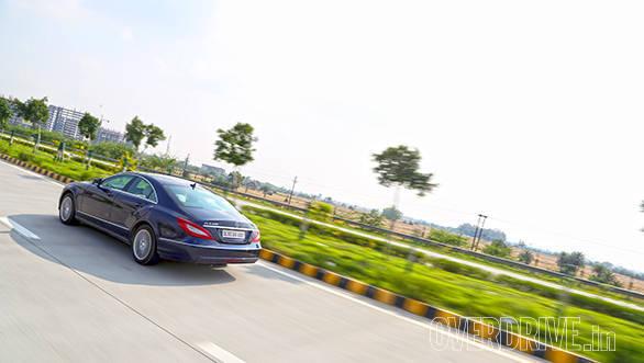 Mercedes-Benz CLS 250 CDI (2)
