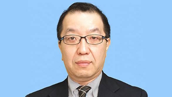 Naohiro Yamaguchi - Incoming Managing Director