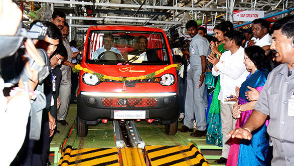 Mahindra inaugurates extended production facility at Zaheerabad in Telangana