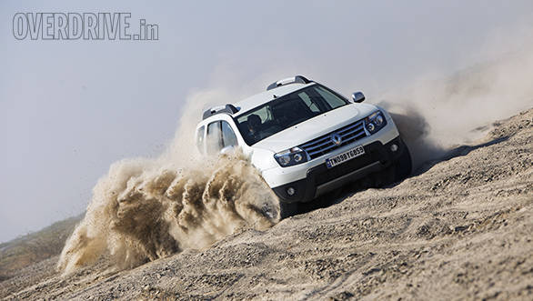 Renault Duster AWD 1