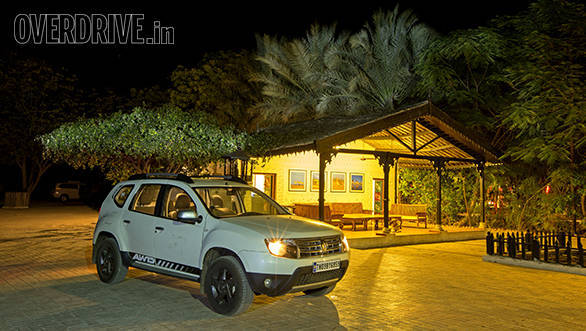 Renault Duster AWD 82