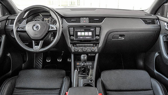 2015 skoda octavia rs 2.0 tdi first drive review - overdrive