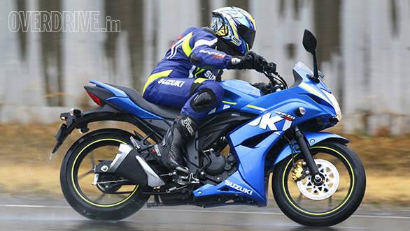 Suzuki Gixxer SF (11)