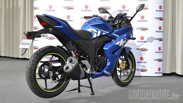 Suzuki Gixxer SF (15)