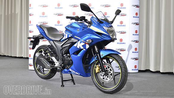 Suzuki Gixxer SF (2)