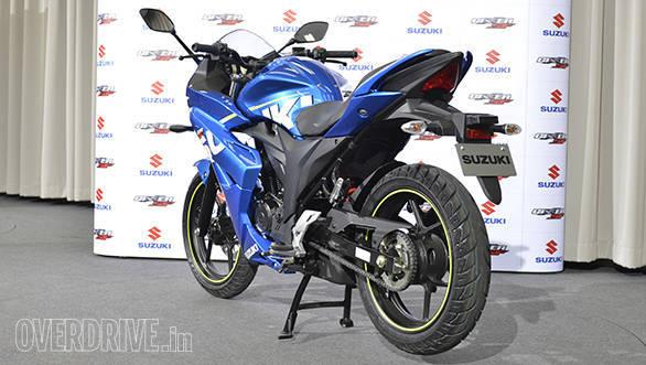 Suzuki Gixxer SF (5)