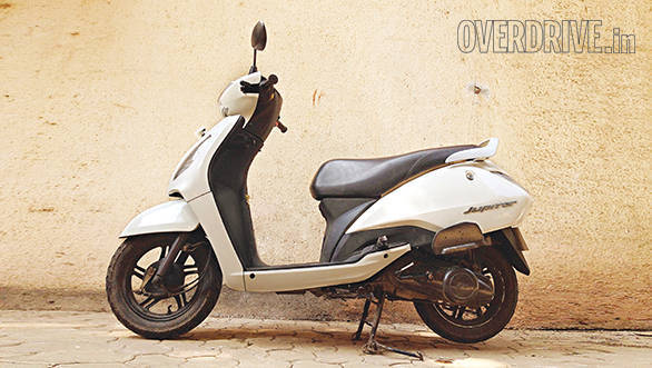 TVS Jupiter long term review: After 16 months and 14,208kms