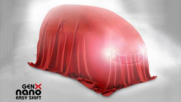New Tata Nano GenX to be unveiled in India today