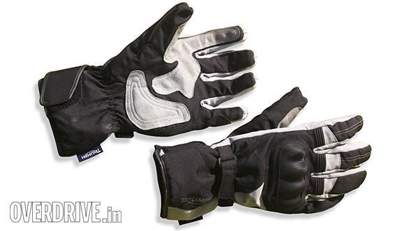 Product review: Triumph Acton 2 gloves