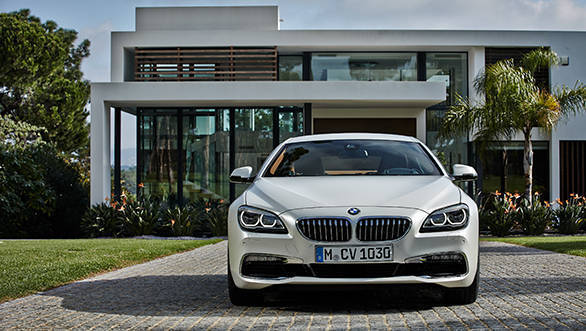 2015 BMW 6 Series Gran Coupe launched in India at Rs 1.14 crore