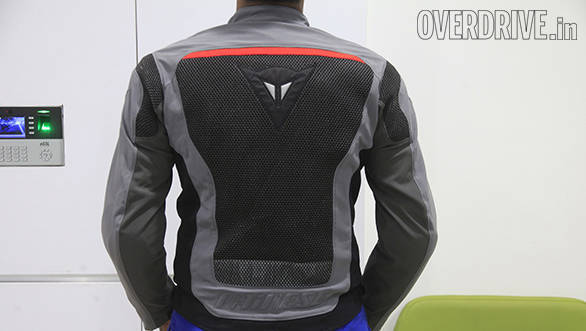 Dainese S-ST Tourer jacket rear
