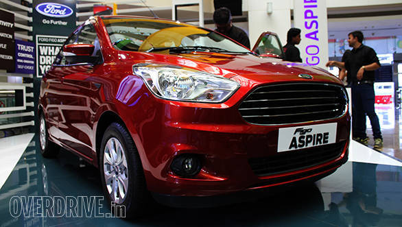 Ford Figo Aspire: What we know right now