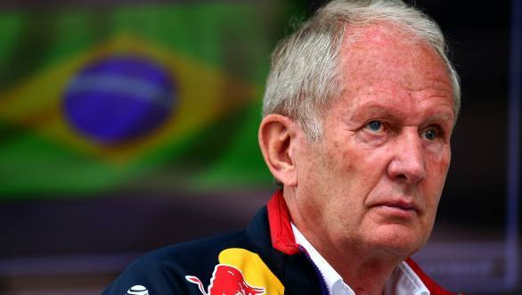 Helmut Marko now repeats Red Bull's quit threats. Will stay in F1 if Audi joins forces with the team.