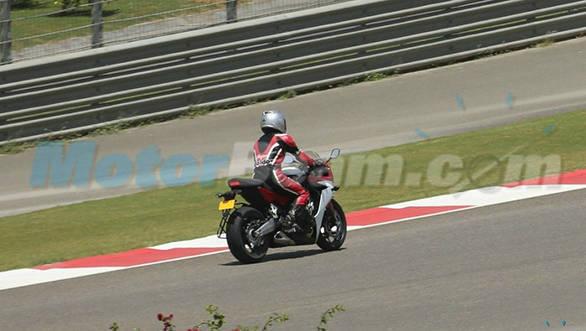 Honda-CBR650F-rear-quarter-BIC-spied- 2