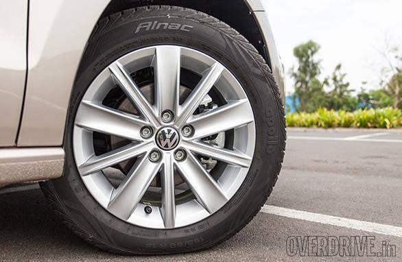 2015 Volkswagen Vento