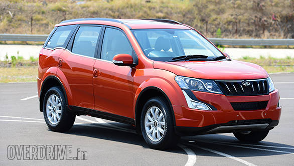 Mahindra XUV500 199L AT Arrives In Delhi NCR At Rs 1451 Lakh