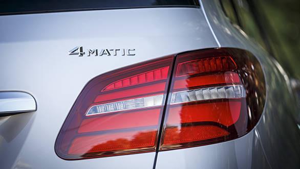 B250 4MATIC; 7G-DCT