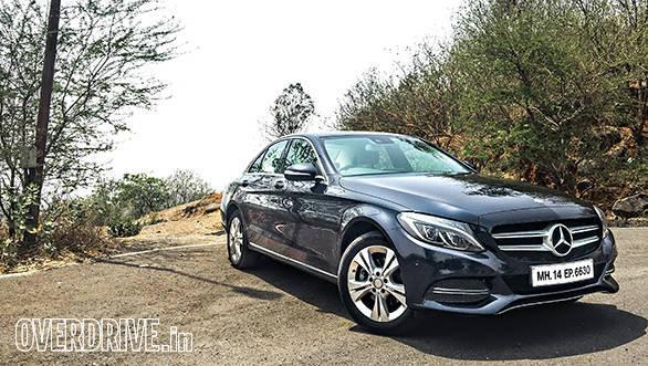 Mercedes-Benz C200 petrol