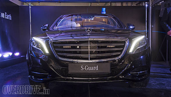 2015 mercedes benz s 600 guard first drive review overdrive for Mercedes benz guard for sale