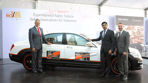 Mercedes-Benz inaugurates 'Safe Roads'  to promote road safety in India