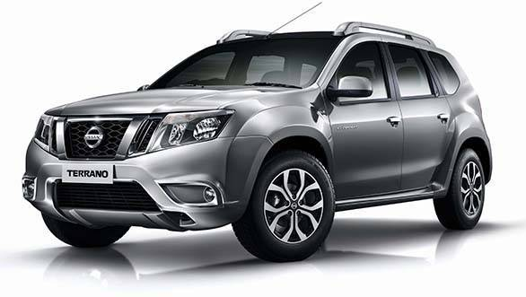 Nissan Terrano Groove limited edition (4)